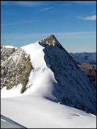 Mont Blanc de Cheilon East Ridge