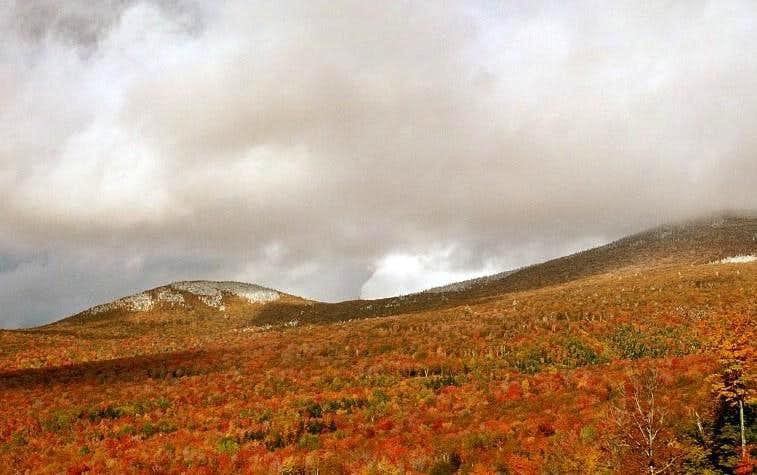 Scarface Mountain : Photos, Diagrams & Topos : SummitPost