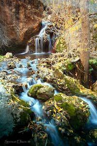 Chicken Creek Waterfall