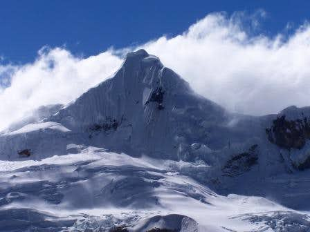 Tocllaraju (6034m) - Cord. Blanca - Perú