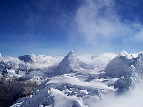 Artesonraju (6025m) - Cord. Blanca - Perú