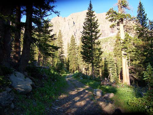 Tour de Crestone Peak
