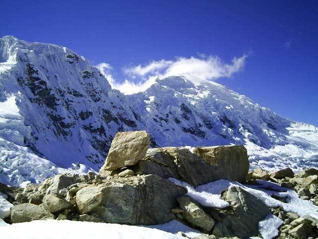 Palcaraju (6274m) - Cord. Blanca - Perú