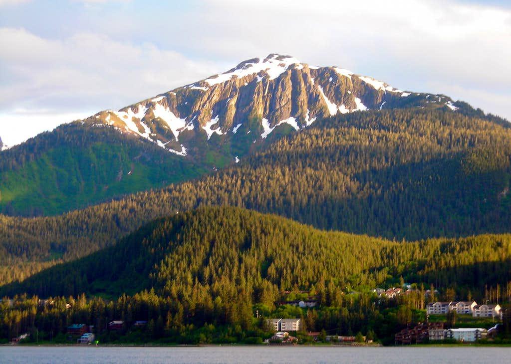Mount Jumbo