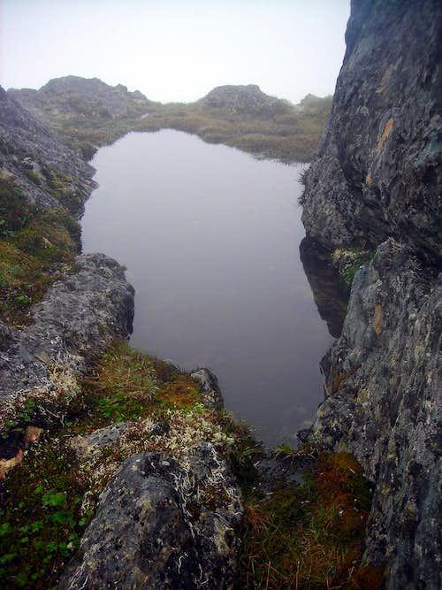Near the Summit of Mount Jumbo