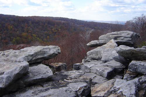 Wolf Rocks Overlook