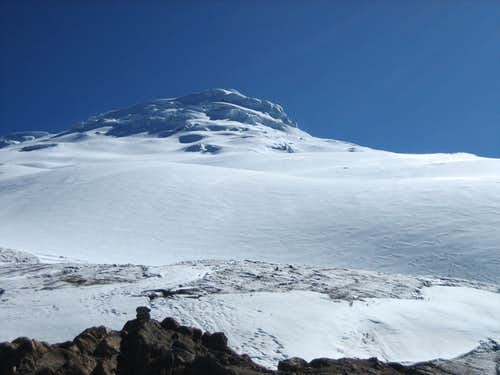 Beautiful Cayambe