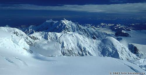 Mount Hunter (4 427 m) 