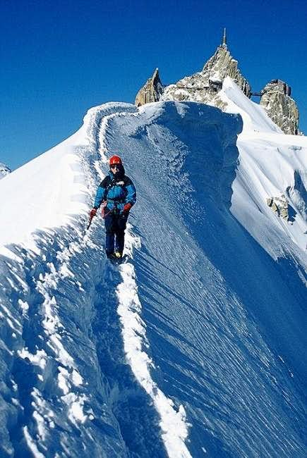 From trip Aiguille du Midi to...