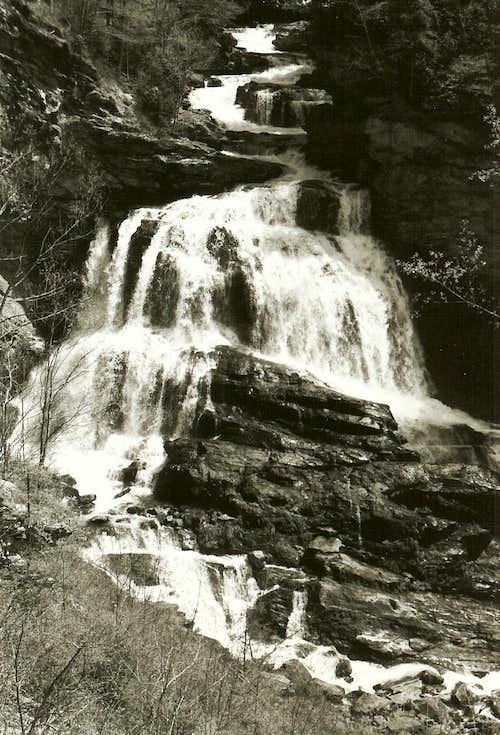 Cullasuja Falls