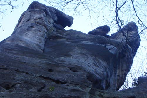 Beam Rocks Formation from LHHT