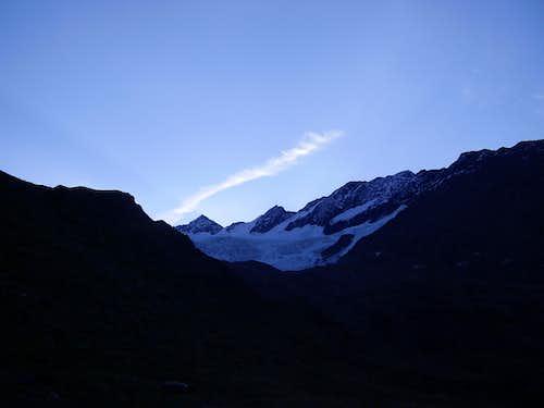 Dawn on S. Matteo