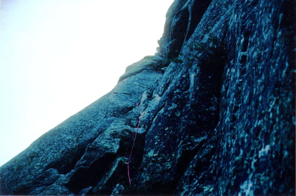 Diamonds Crag
