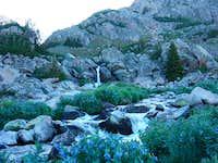 Paint Rock Creek Falls