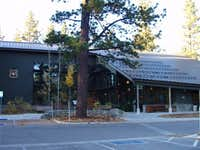 The Lake Tahoe BMU Office in South Lake