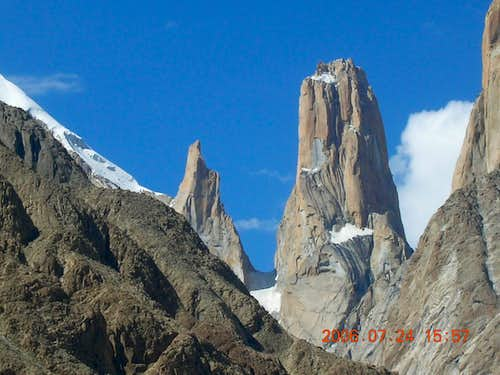 Trango Tower Karakrom Pakistan