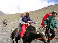 Yak Safari to Shimshal Pamir 4745m