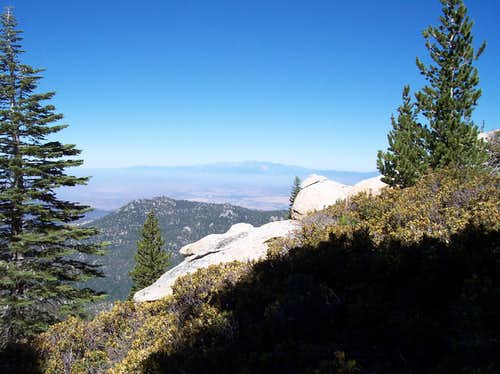 Way Down - Mt. San Jacinto