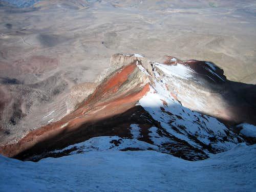 Descending Chimborazo