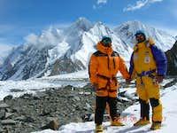 Shams Alpine Pakistan k2 (8611m)expedition 2006
