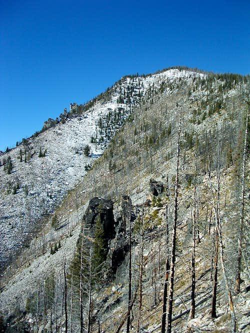 Ridge to Mill Point