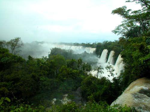 Iguazu / Iguaçu Falls 09