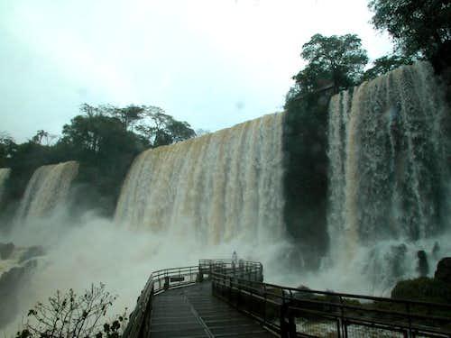 Iguazu / Iguaçu Falls 11