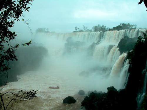 Iguazu / Iguaçu Falls 12
