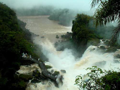 Iguazu / Iguaçu Falls 13