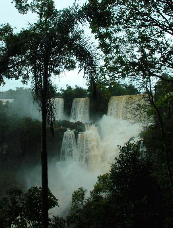 Iguazu / Iguaçu Falls 14