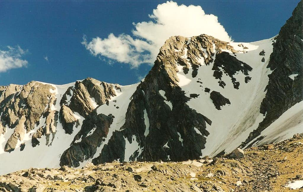 Absaroka Range, MT