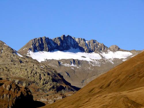 Il ghiacciaio del Breuil - La Thuile