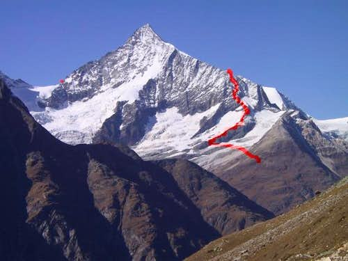 Weisshorn. 