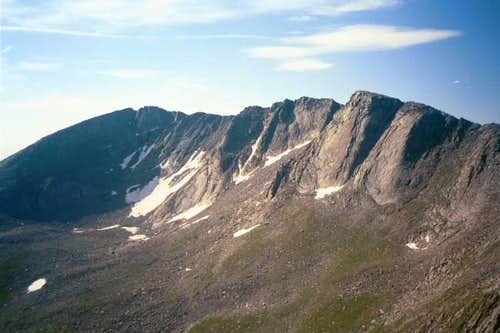 Mt Evans- summit is far...
