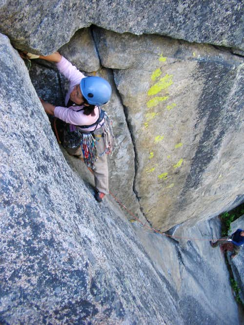 Leavenworth Area Climbs