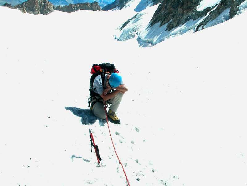 Ecrins - Glacier de la Girose