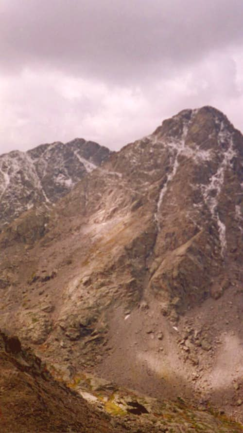 Mount of the Holy Cross