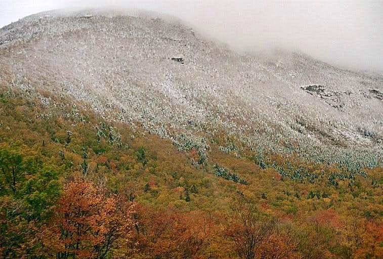 Franconia Notch - New Hampshire