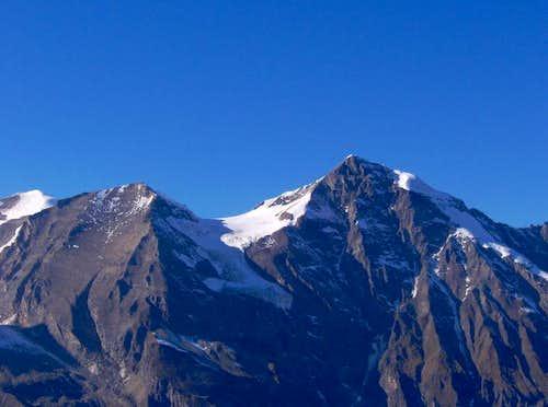 Grosses Wiesbachhorn, 3.564m