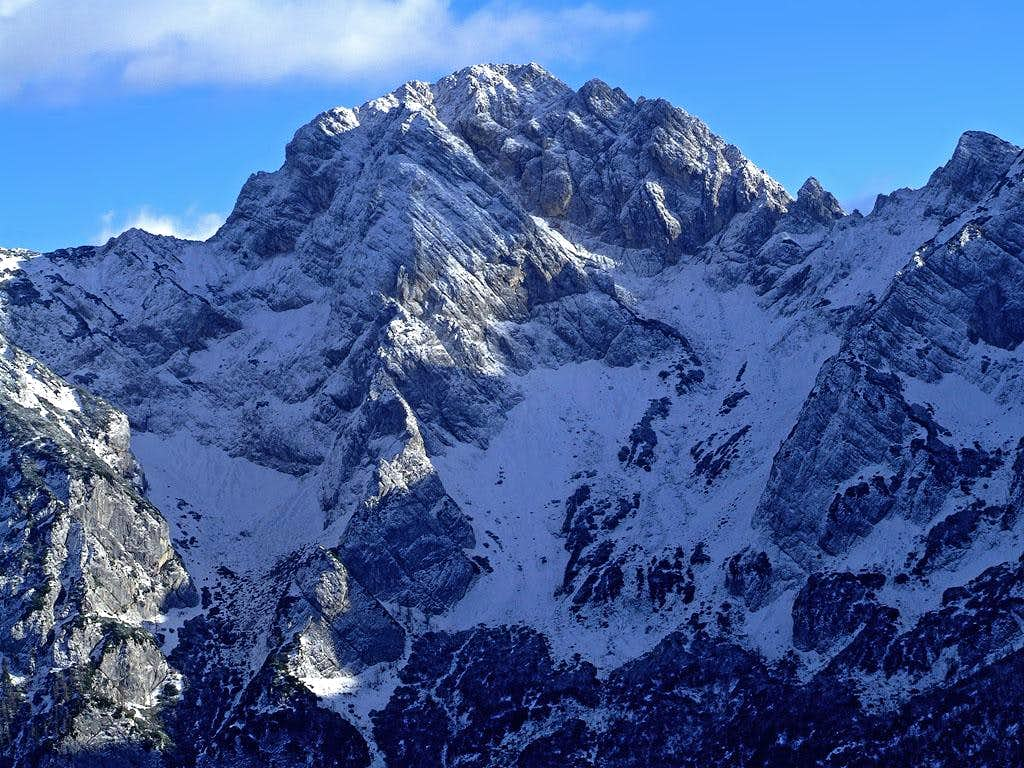 The First Ascent On Mrzla Gora