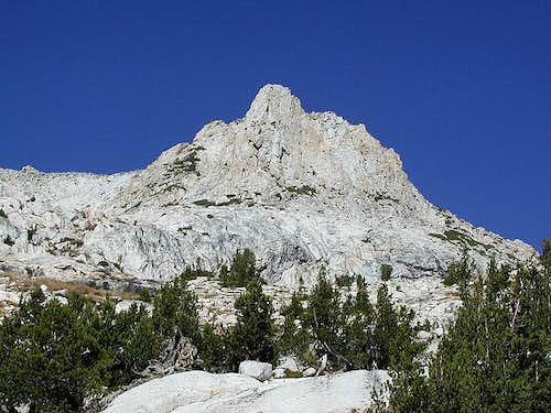 "The ""East Buttress"" on..."