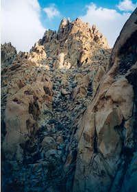Coxcomb gully
