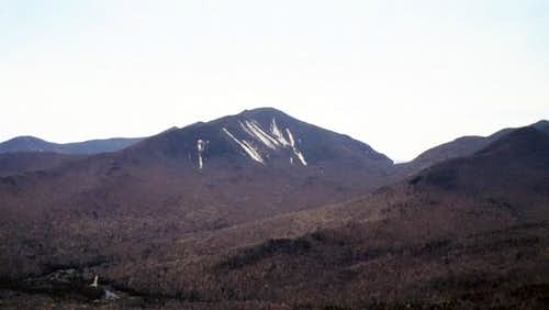 Dix Mountain from Noonmark\'s...