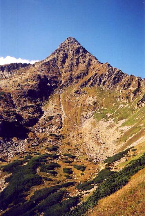 Jahnaci Stit - High Tatras