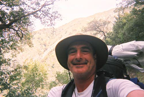Self Portrait - Ventana Wilderness