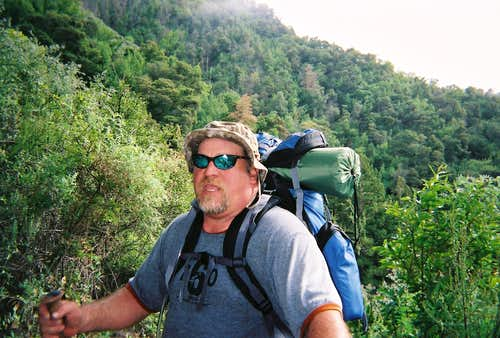Jeff / Ventana Wilderness