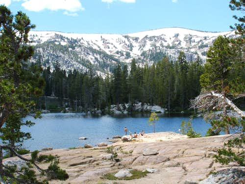 Dardanelles Lake / Desolation Wilderness