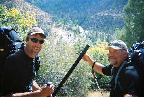 Jeff and Tom / Forks of the Kern / Golden Trout Wilderness