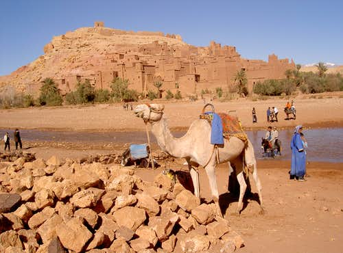 Kasbah of Morocco