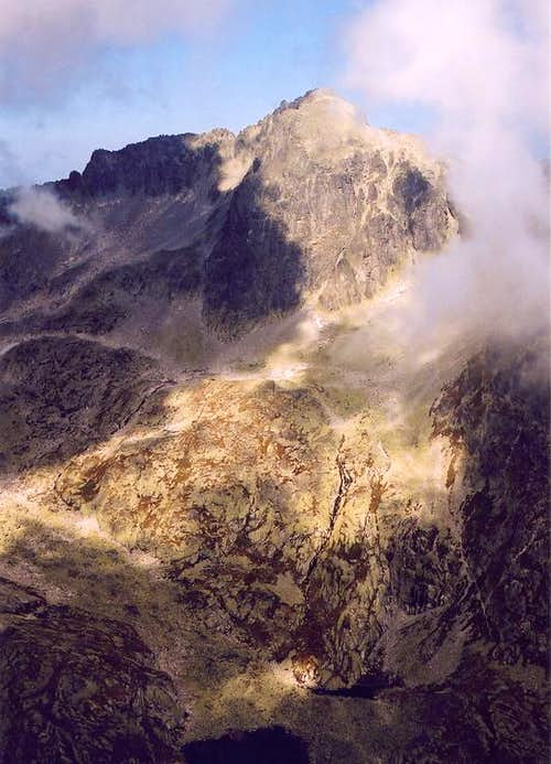 Baranie Rohy - High Tatras